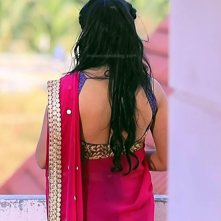 Sindhu Kalyan_Kannada TV Actress PuttaGM-S1_9_Hot Saree pics