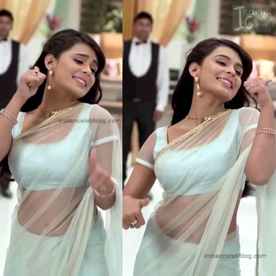 Sonal Vengurlekar_Hindi serial Actress S4_4_Hot saree navel pics