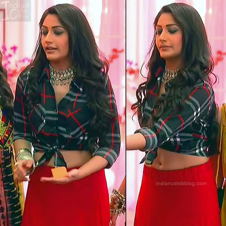 Surbhi Chandna_Hindi serial actress IB-S2_4_Hot navel pics