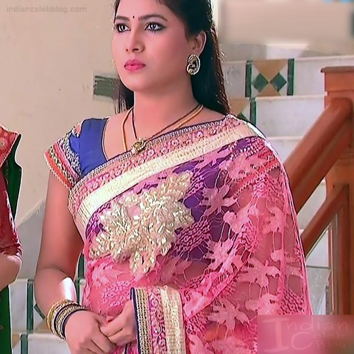 Telugu TV Actress Compilation S1_10_Hot Saree photos