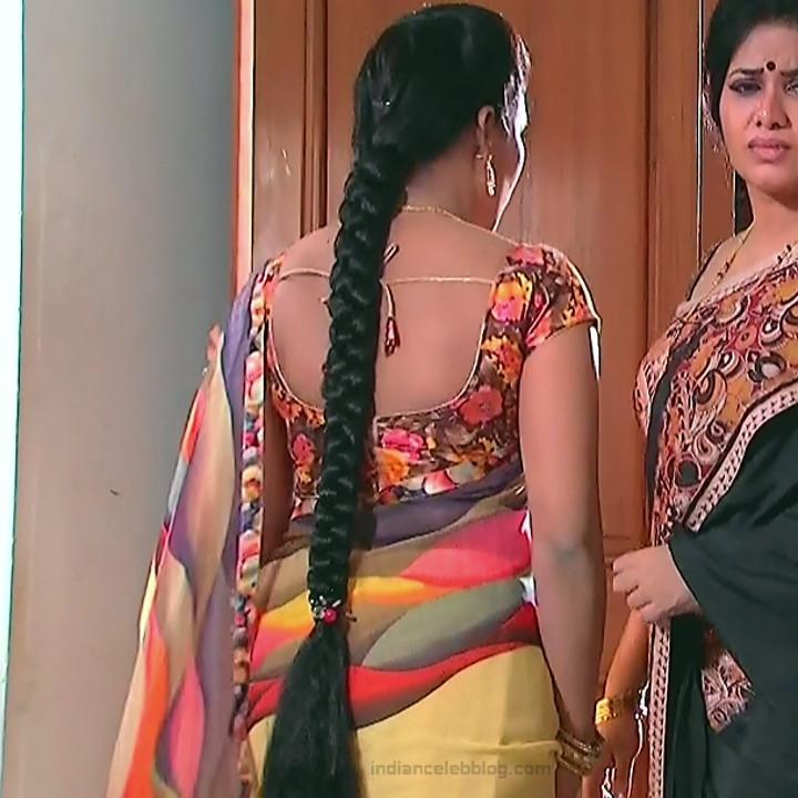 Telugu TV Actress Compilation S1_13_Hot Saree photos