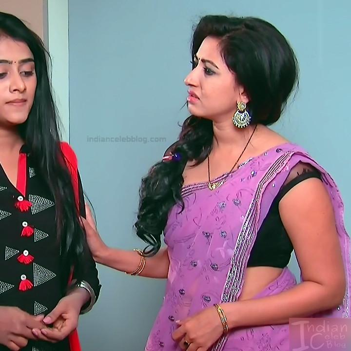 Telugu TV Actress Compilation S1_1_Hot Saree photos