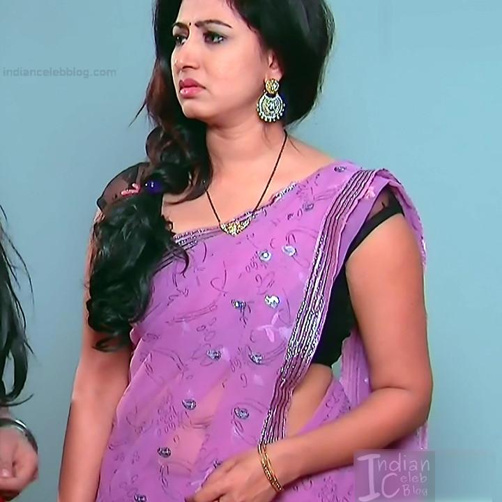 Telugu TV Actress Compilation S1_2_Hot Saree photos