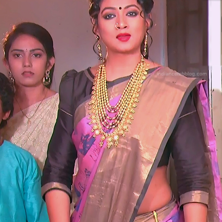 Telugu TV Actress MCmplS3 Mature 11 Hot Saree pics