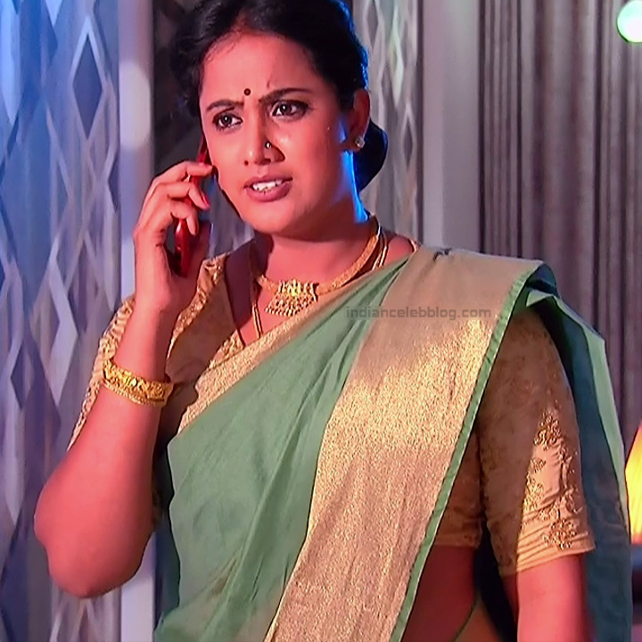Telugu TV Actress MCmplS3 Mature 6 Hot Saree pics