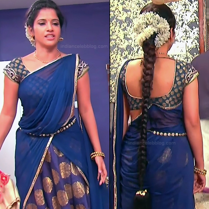 Telugu TV Actress_MCmplS2_15_Hot saree photo