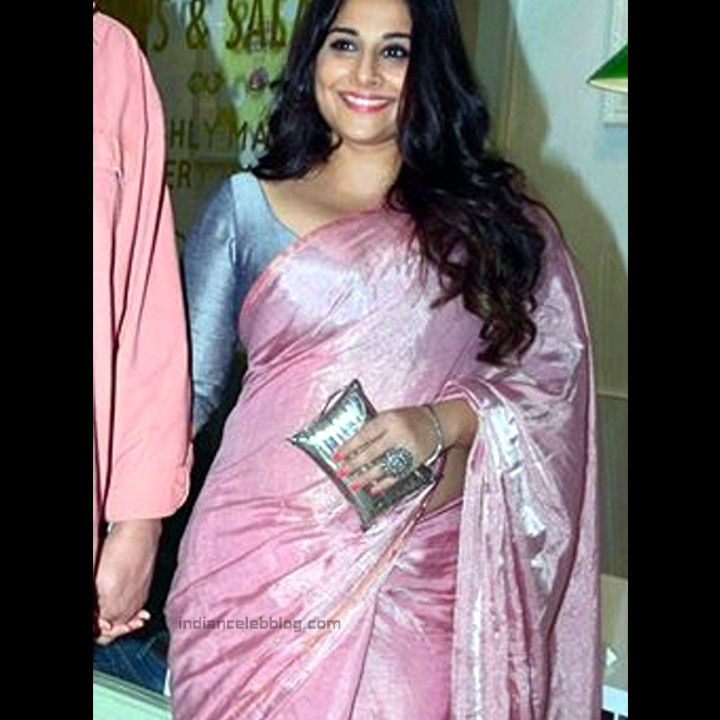 Vidya Balan_Bollywood Actress Event Pics - S1_12_Hot Saree