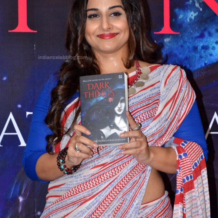 Vidya Balan_Bollywood Actress Event Pics - S1_21_Hot Saree
