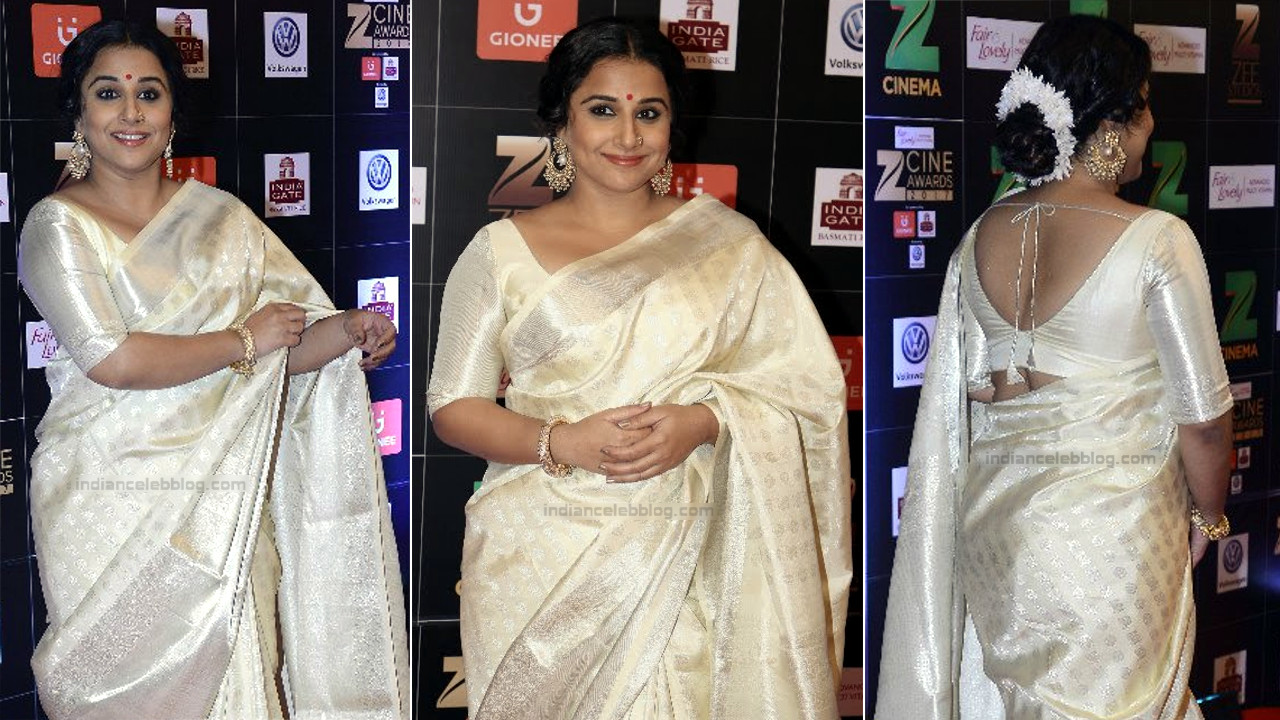 Vidya Balan_Bollywood Actress Event Pics - S1_28_Hot Saree