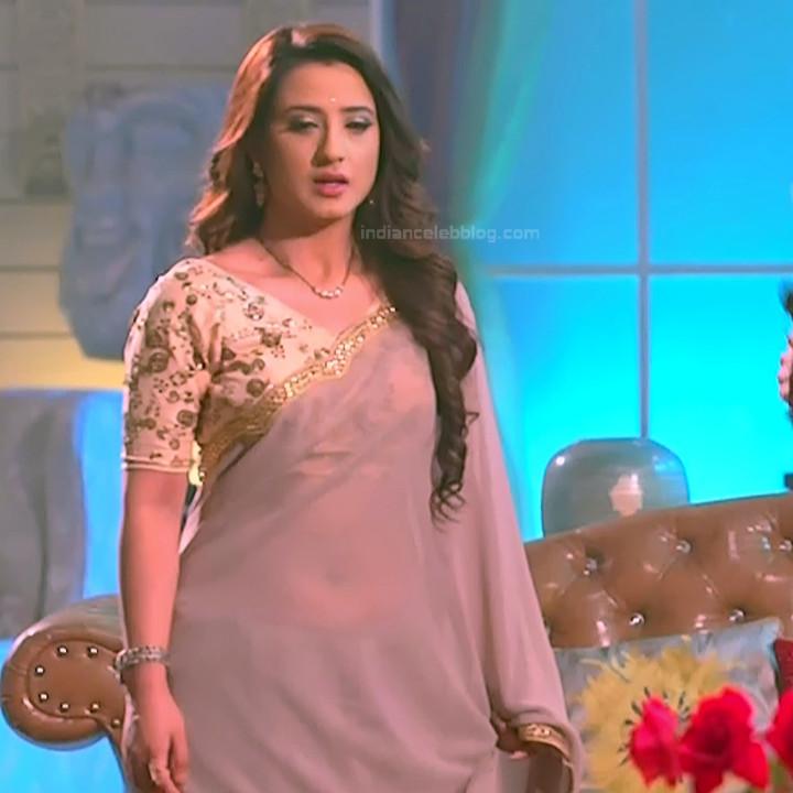 Aalisha Panwar Hindi serial actress Ishq MMS1 18 Hot Saree pic