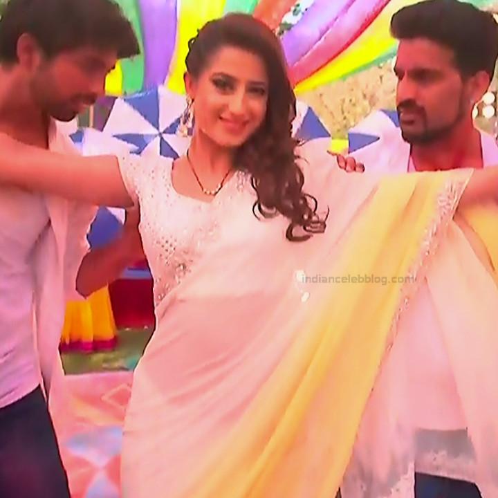 Aalisha Panwar Hindi serial actress Ishq MMS1 23 Hot Saree pic