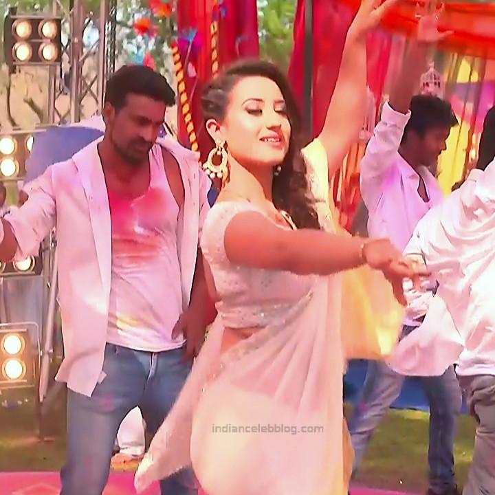 Aalisha Panwar Hindi serial actress Ishq MMS1 26 Hot Saree pic