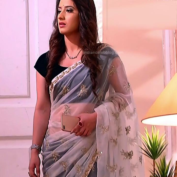 Aalisha Panwar Hindi serial actress Ishq MMS1 5 Hot Saree pic