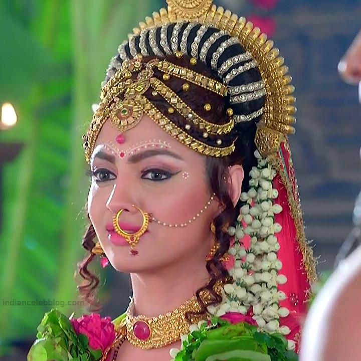 Akansha Puri Hindi TV Actress Vighnaharta GS1 7 Hot Pics