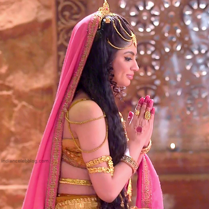 Akansha Puri Hindi TV Actress Vighnaharta GS1 8 Hot Pics