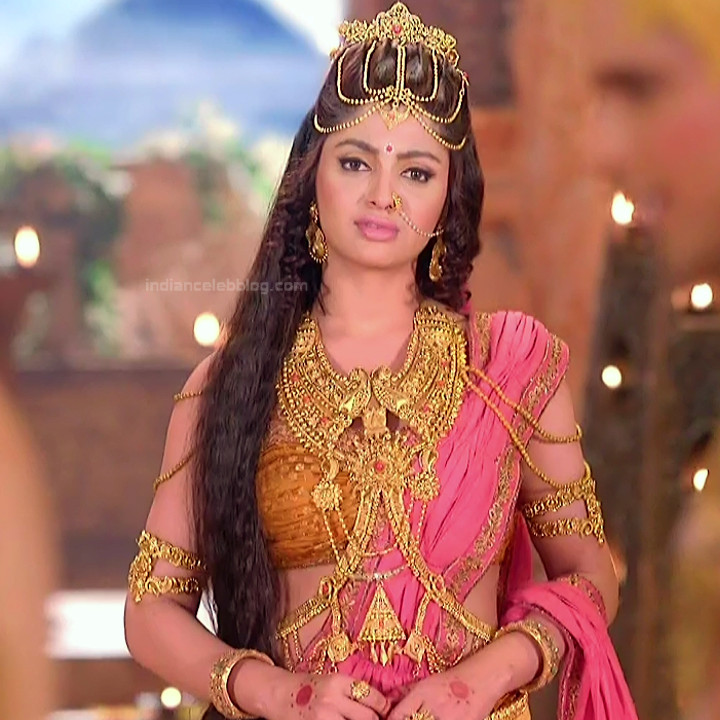 Akansha Puri Hindi TV Actress Vighnaharta GS1 9 Hot Pics