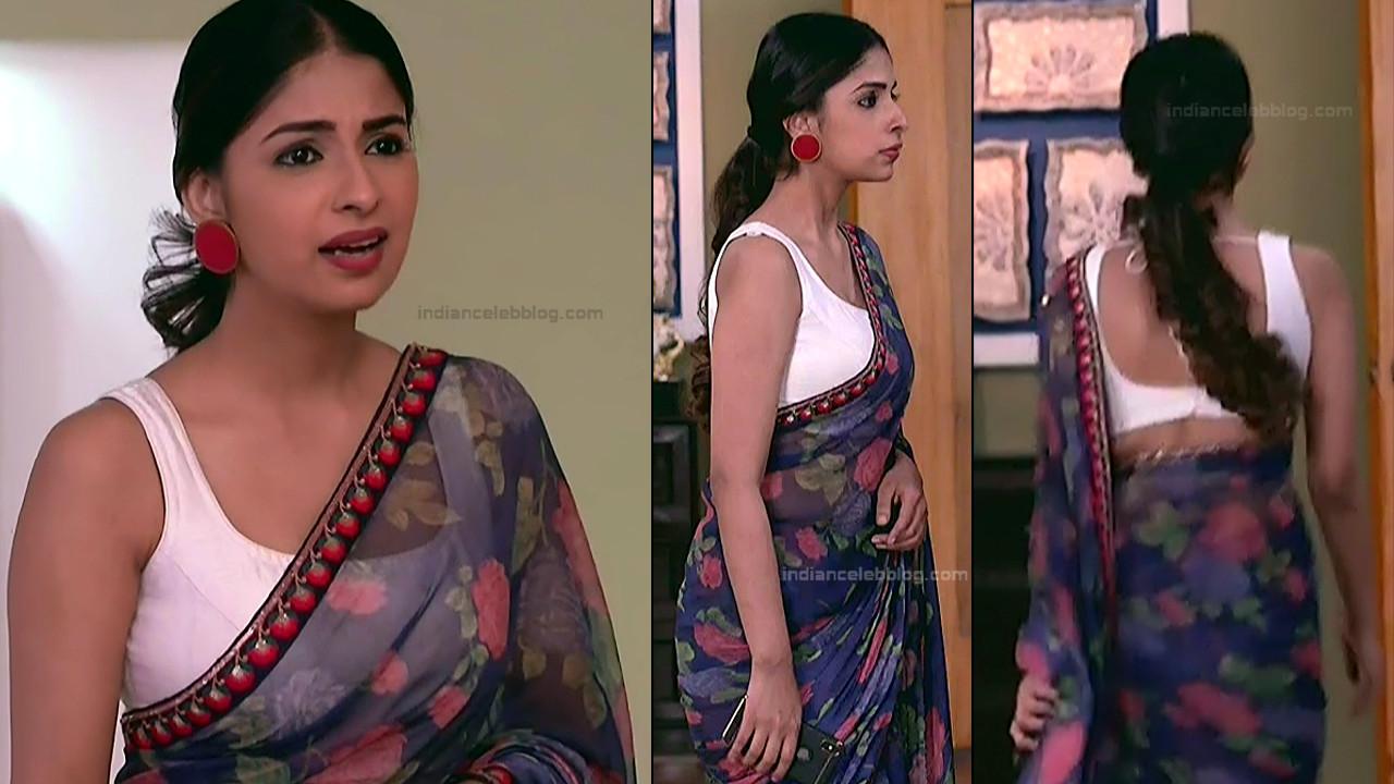 Avantika Hundal_Hindi TV Actress YehHM-S1_5_Hot Sari Pics