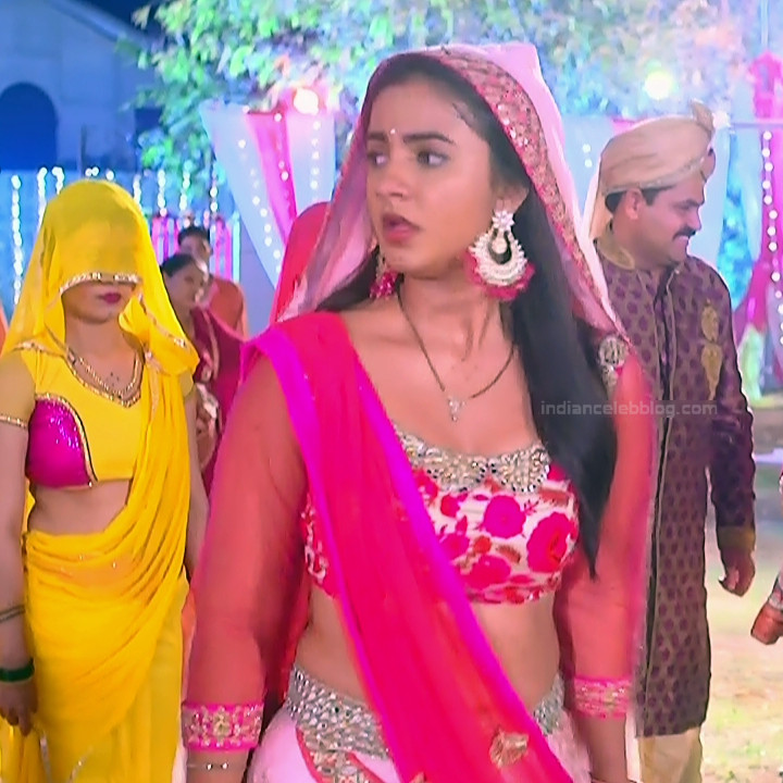 Meera Deosthale Hindi TV actresss Udaan S3 18 hot lehenga pics