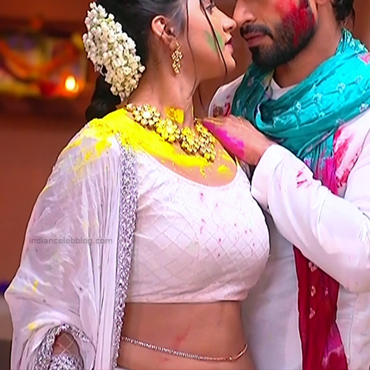 Meera Deosthale Hindi TV actresss Udaan S3 5 hot lehenga pics