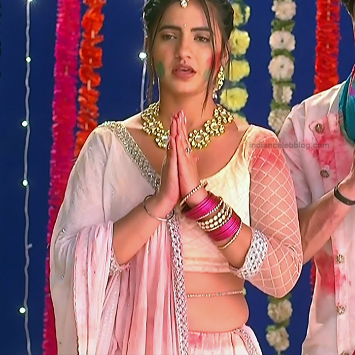 Meera Deosthale Hindi TV actresss Udaan S3 9 hot lehenga pics