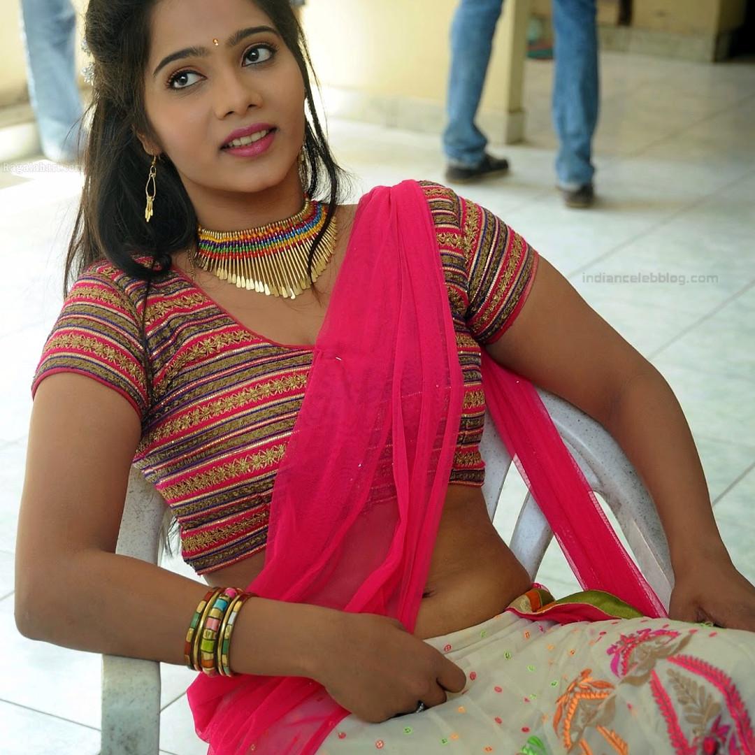 Mitra Aloukika Press photoshoot_10_Hot saree pics