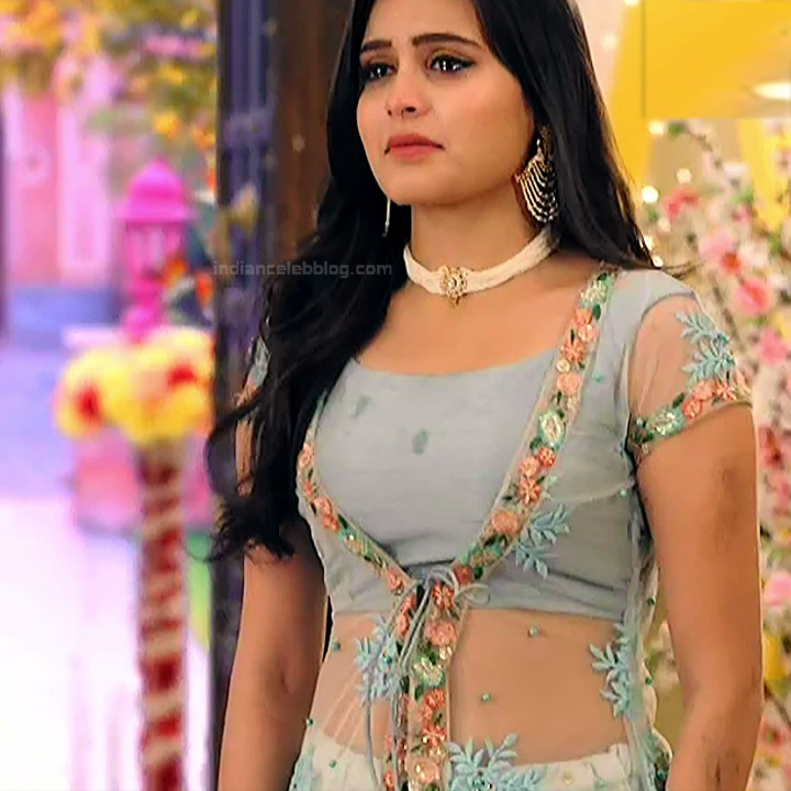 Rhea Sharma Hindi TV Actress Tu Sooraj S3 15 Hot Lehenga Photo