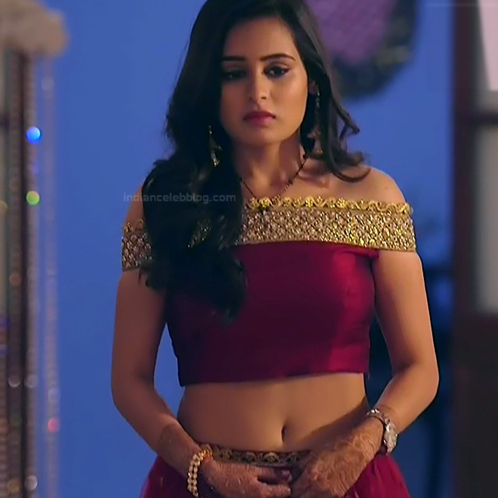 Rhea Sharma Hindi TV Actress Tu Sooraj S3 17 Hot Lehenga Photo