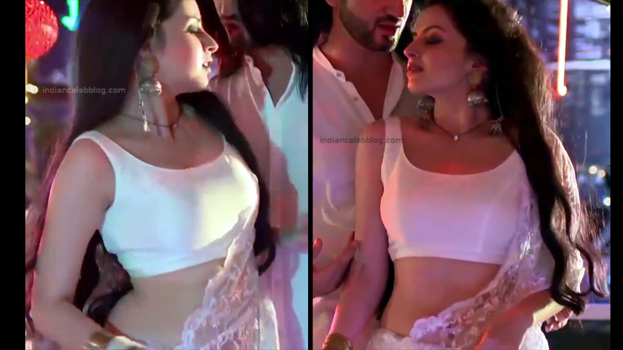 Shrenu Parikh_Hindi TV Actress Ishqbaaz S3_6_Hot Lehenga Pics