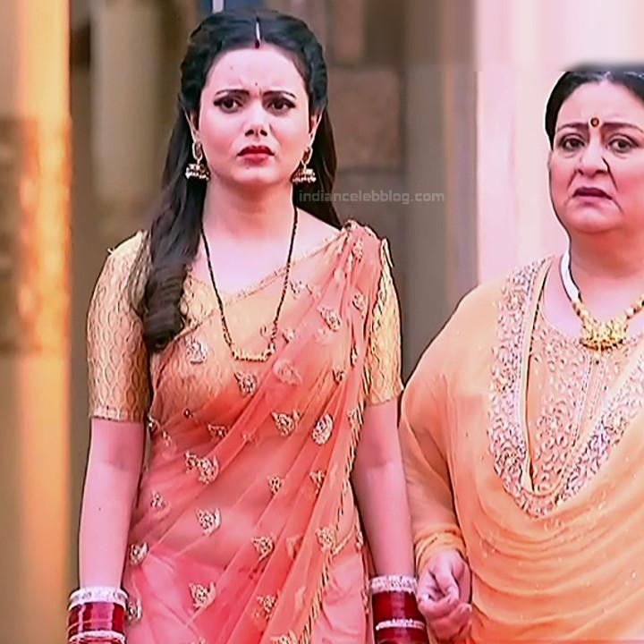 Shruti Kanwar Hindi TV Actress Savitri college S1 17 Hot saree pics