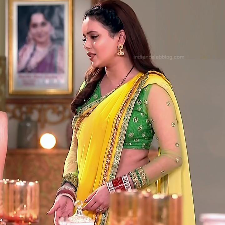 Shruti Kanwar Hindi TV Actress Savitri college S1 19 Hot saree pics