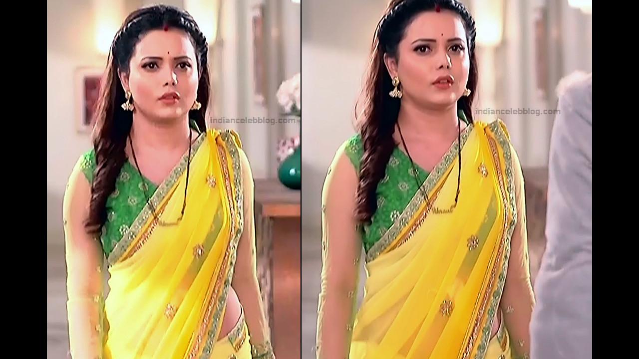 Shruti Kanwar Hindi TV Actress Savitri college S1 20 Hot saree pics