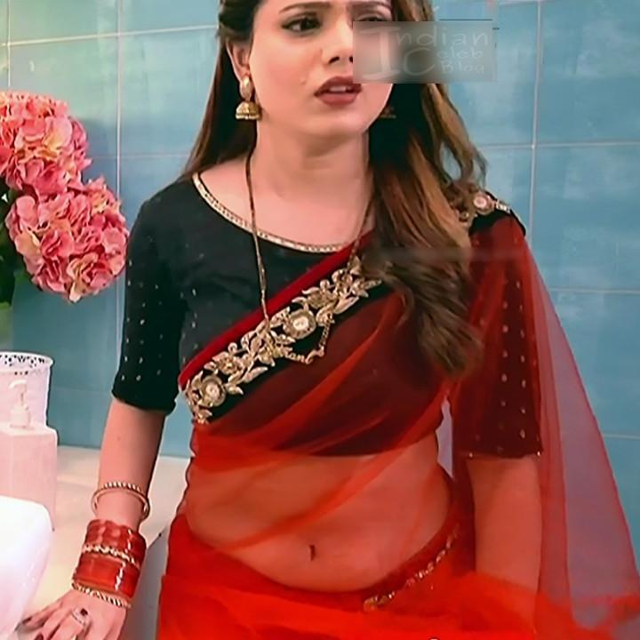 Shruti Kanwar Hindi TV Actress Savitri college S1 5 Hot saree pics