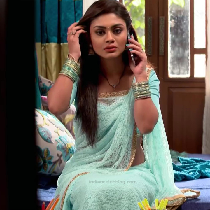 Sreejita De Hindi TV Actress Tumhi HBST-S1 2 Hot saree pics
