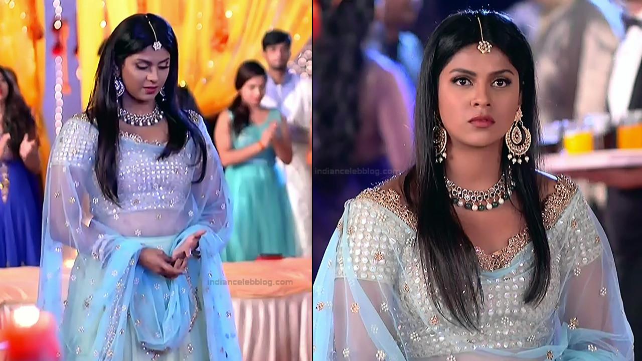 Swarda Thigale_Hindi Serial Actress SavitriDCH-S1_1_Hot Lehenga Photos