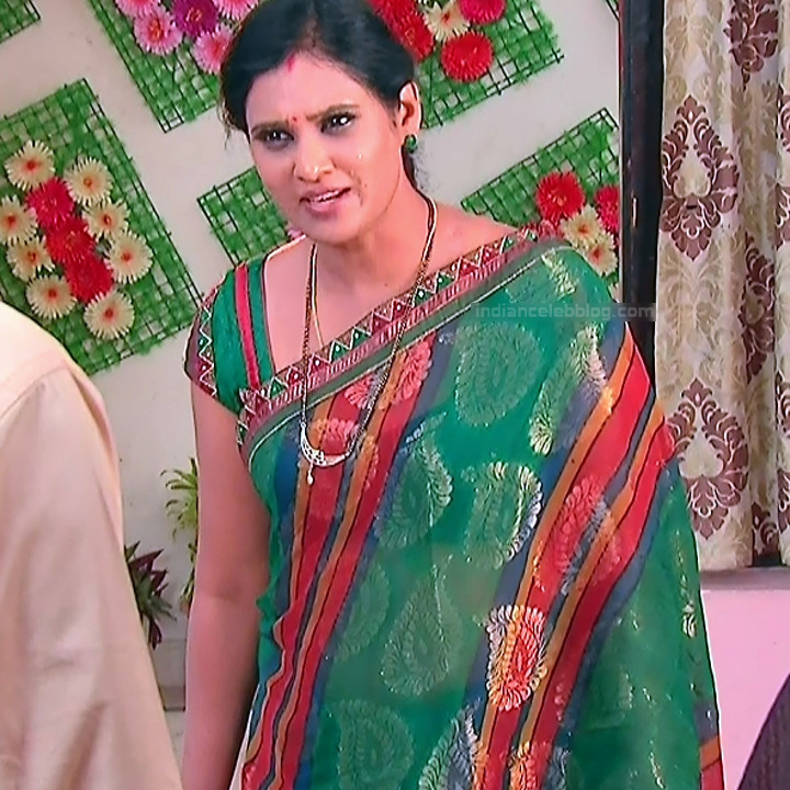 Telugu TV Actress_MCmplS2_17_Hot saree photo