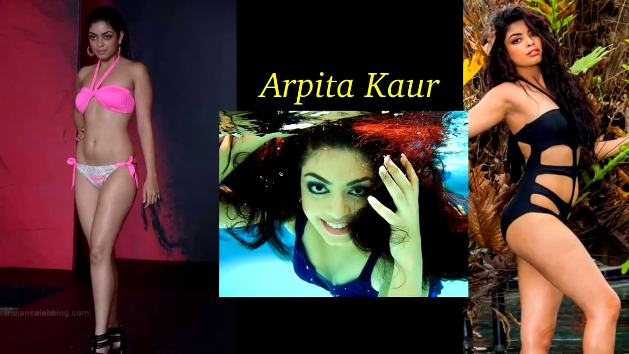Arpita kaur Miss India 2014 Swimsuit Round Pics