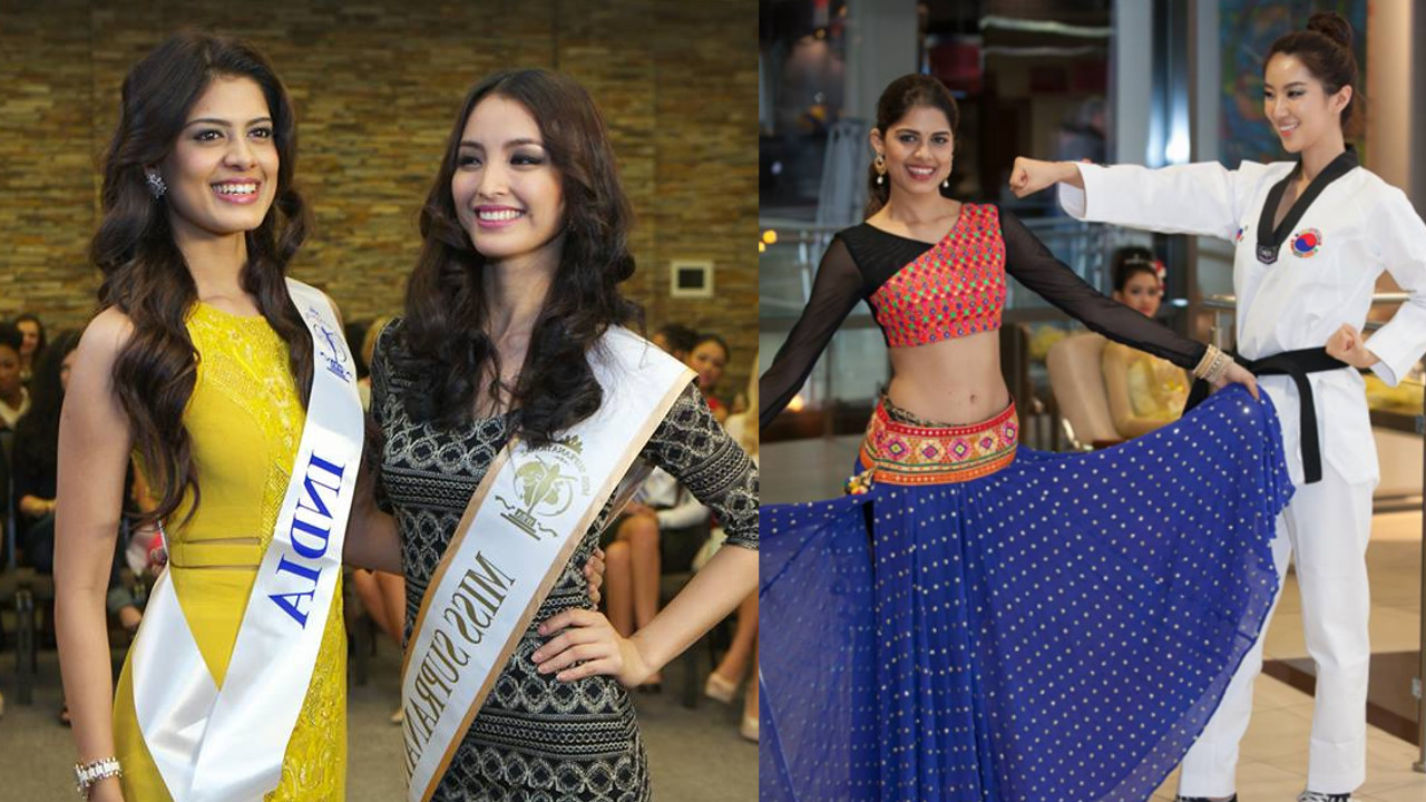 Asha Bhat Miss Supranational India 2014 Hot Pageant contest Pics_11