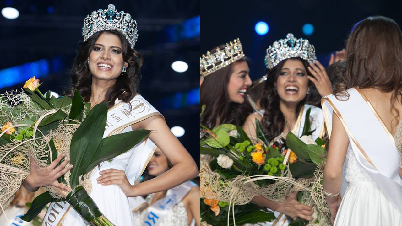 Asha Bhat Miss Supranational India 2014 Hot Pageant crowning Pics_14
