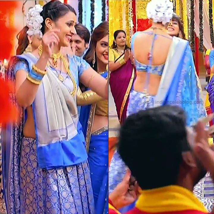 Astha Agarwal Hindi TV Actress KyaHMPS1 10 hot saree pics