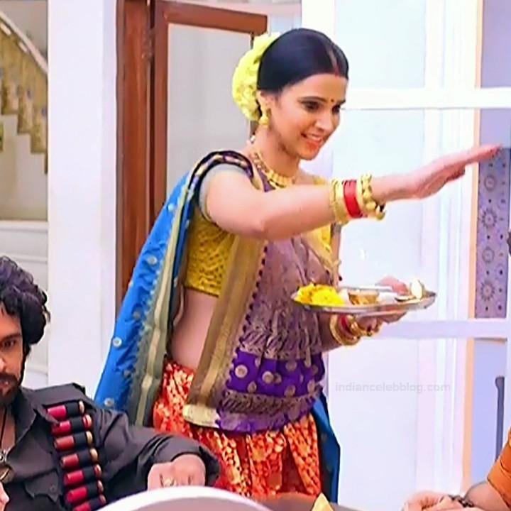 Astha Agarwal Hindi TV Actress KyaHMPS1 12 hot saree pics