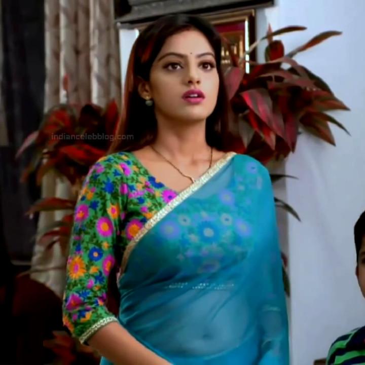 Deepika Singh Hindi TV Actress YTD S1 12 Hot saree caps