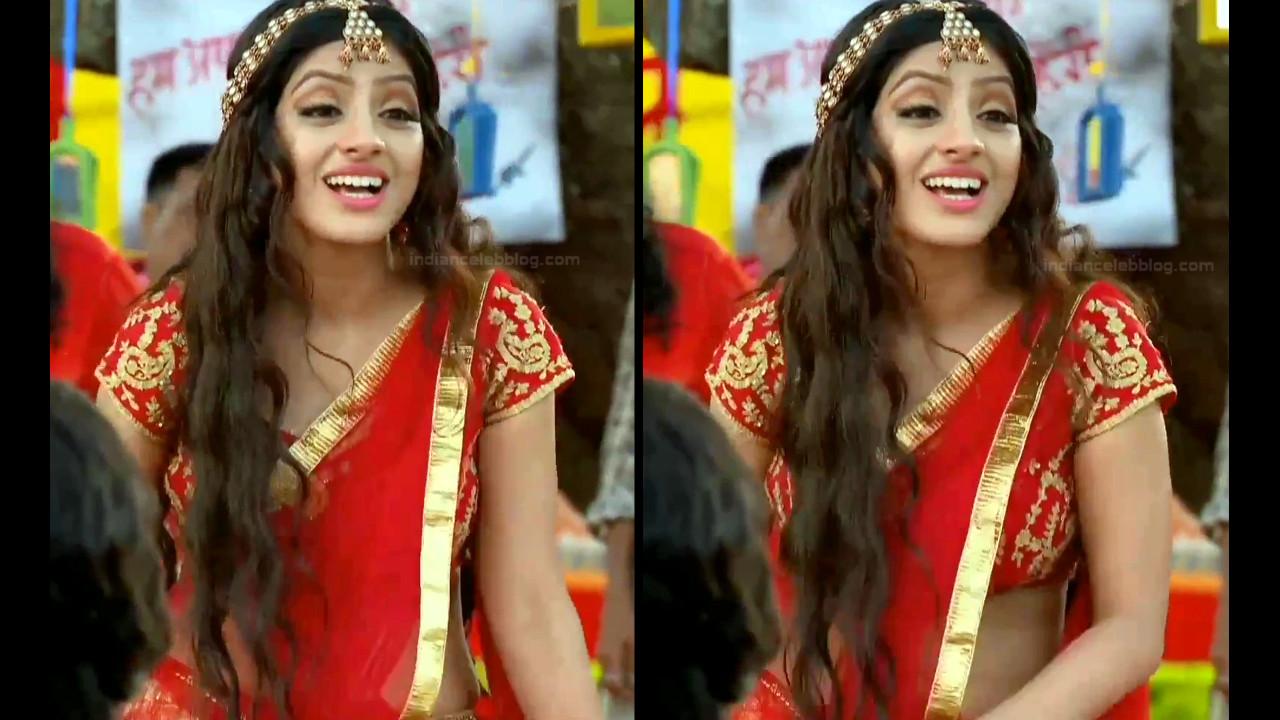 Deepika Singh Hindi TV Actress YTD S1 6 Hot saree caps