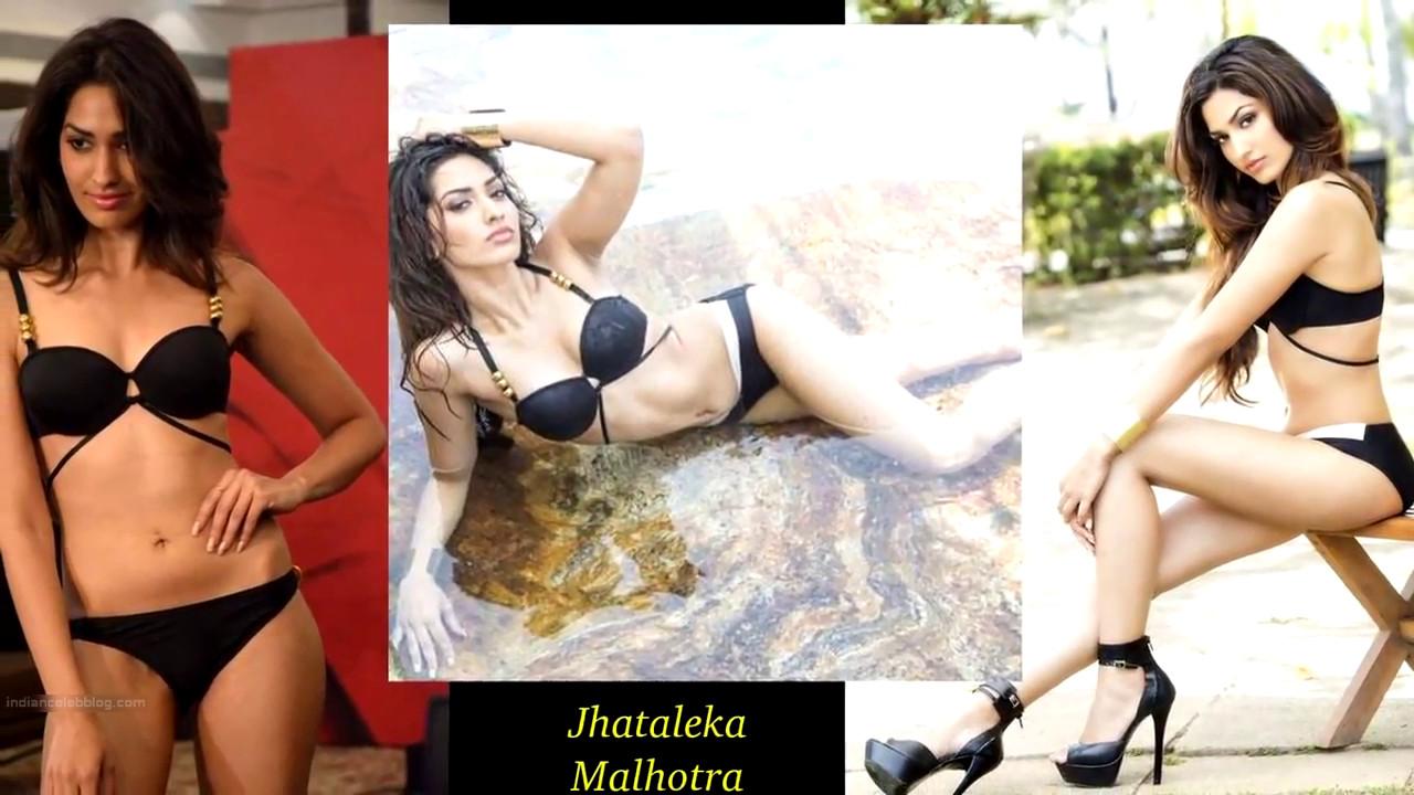 Jhataleka Malhotra Miss India 2014 Swimsuit round Pics