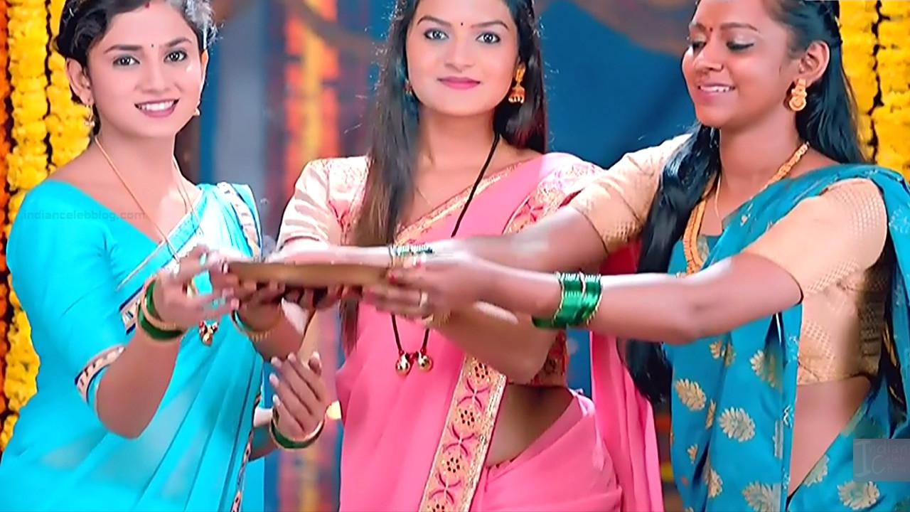 Kannada Serial actress MCmpl3 11 hot Saree pics