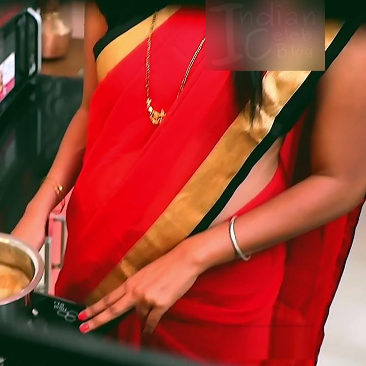 Kannada Serial actress MCmpl3 8 hot Saree pics