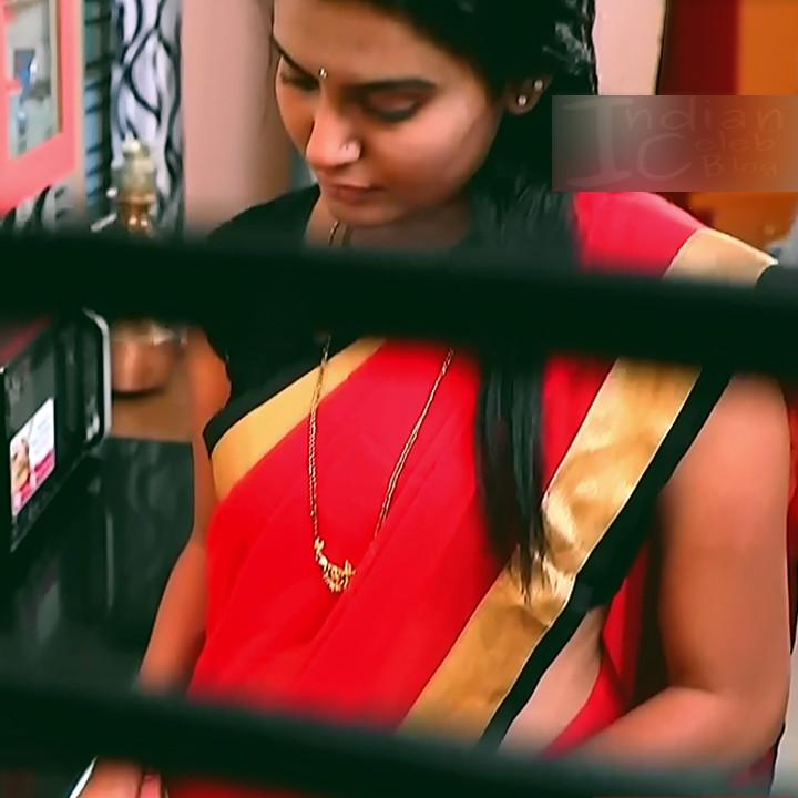 Kannada Serial actress MCmpl3 9 hot Saree pics