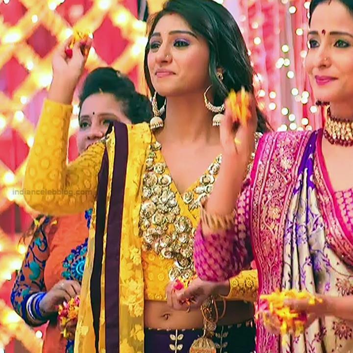 Mohena singh hindi serial actress Yeh RKKHS3 13 hot lehenga photos