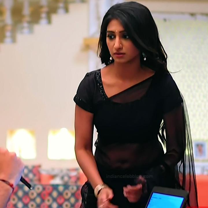 Mohena singh hindi serial actress Yeh RKKHS3 2 hot saree pics