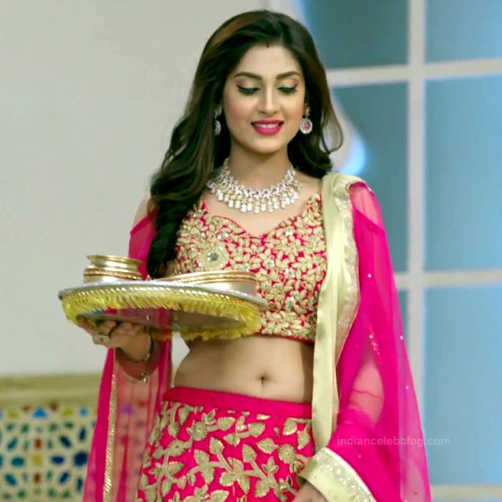 Reena Agarwal hindi TV actress KyaHMPS1 13 hot lehenga photos