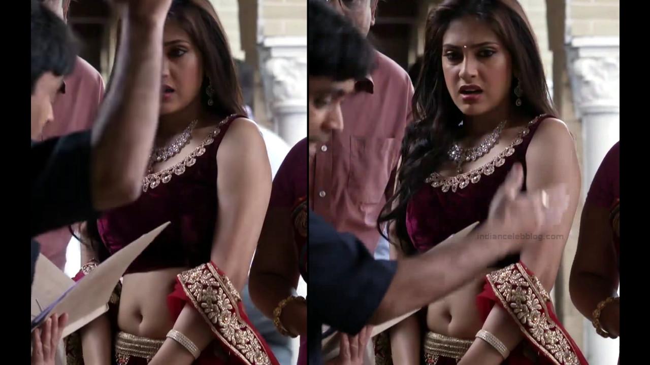 Reena Agarwal hindi TV actress KyaHMPS1 24 hot lehenga photos